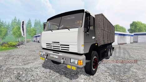KamAZ-45143 para Farming Simulator 2015