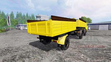 KAZ-4540 v1.2 para Farming Simulator 2015