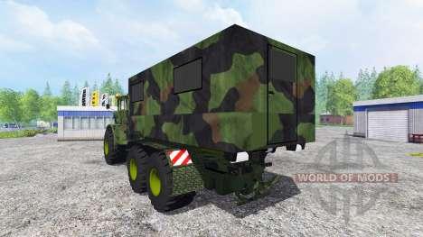 K-700 [contenedor de barco] para Farming Simulator 2015