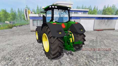 John Deere 7310R v4.0 para Farming Simulator 2015