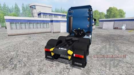 Iveco Stralis Hi-Way v1.5.1 para Farming Simulator 2015