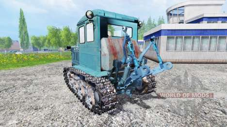 T-74 v1.1 para Farming Simulator 2015
