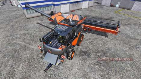 New Holland CR10.90 [grey-orange] para Farming Simulator 2015