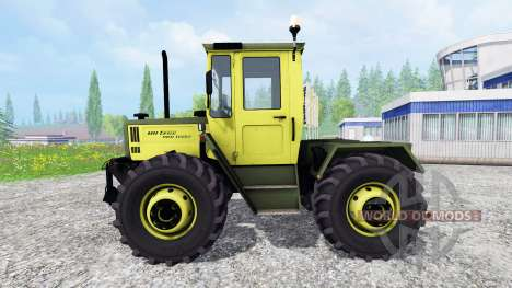 Mercedes-Benz Trac 900 Turbo para Farming Simulator 2015