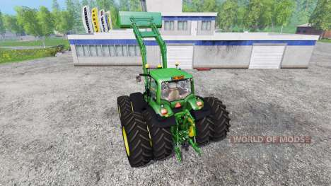 John Deere 6930 FL v1.1 para Farming Simulator 2015