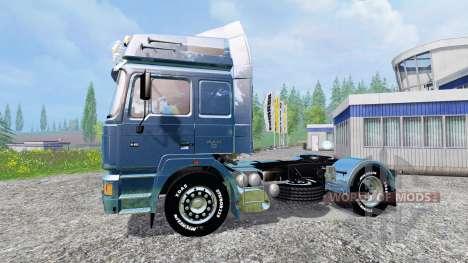 MAN F2000 19.603 FLS v1.1 para Farming Simulator 2015