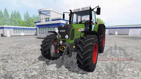 Fendt 818 Vario TMS para Farming Simulator 2015