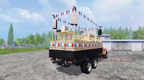 Dodge D700 [partywagen] v1.1 para Farming Simulator 2015