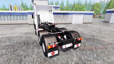 MAZ-6422 para Farming Simulator 2015