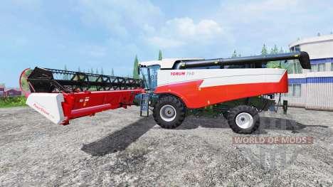 Torum-760 v2.0 para Farming Simulator 2015
