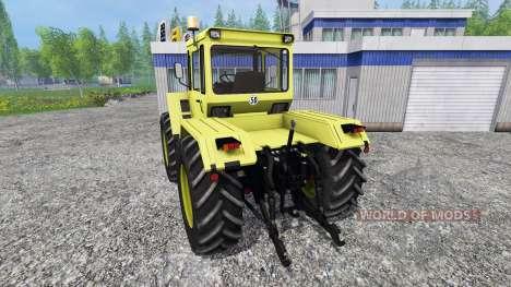 Mercedes-Benz Trac 1300 para Farming Simulator 2015