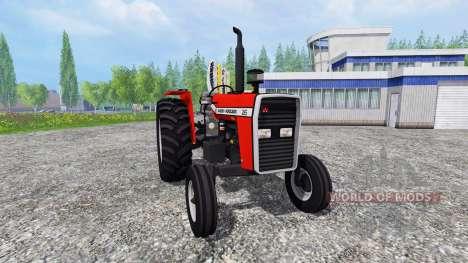 Massey Ferguson 265 para Farming Simulator 2015