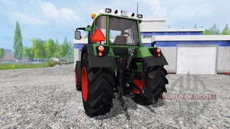 Fendt 312 Vario TMS [washable] para Farming Simulator 2015