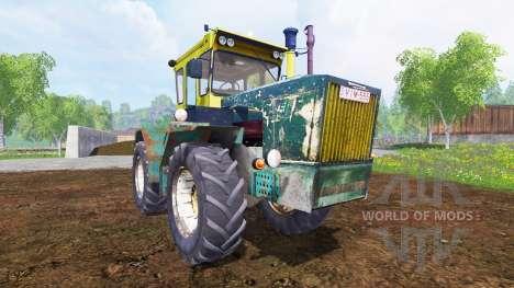 RABA Steiger 245 [henchida] para Farming Simulator 2015