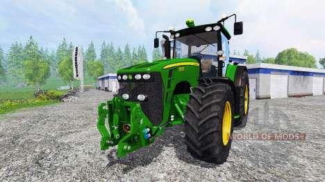 John Deere 8530 para Farming Simulator 2015