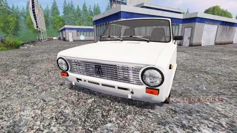 VAZ-2101 para Farming Simulator 2015