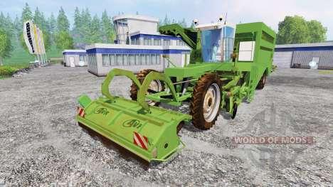 AVR Puma para Farming Simulator 2015