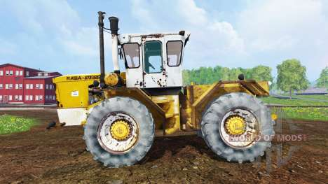 RABA Steiger 245 [kocser] para Farming Simulator 2015