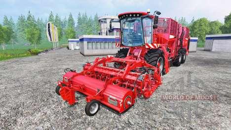 Holmer Terra Dos T4-40 [potato] para Farming Simulator 2015