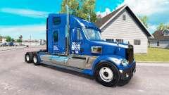De la piel para ABCO camión Freightliner Coronado para American Truck Simulator