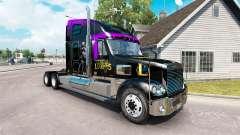 Скин de la Liga de Leyendas на Freightliner Coronado para American Truck Simulator
