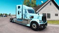 La piel de Gordon en el camión Freightliner Coronado para American Truck Simulator