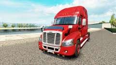 Freightliner Cascadia para Euro Truck Simulator 2