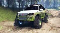 Suzuki Grand Vitara 2007 v3.0 para Spin Tires