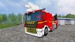 Scania P420 BEA [sapeurs-pompiers]