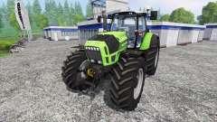 Deutz-Fahr Agrotron X 720 v1.1 para Farming Simulator 2015