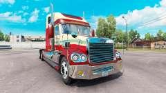 Freightliner Coronado v2.1 para American Truck Simulator