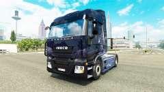 En invierno los Lobos de la piel para tractores para Euro Truck Simulator 2