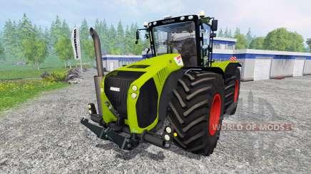 CLAAS Xerion 5000 v2.0 para Farming Simulator 2015