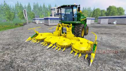 John Deere 8400i v1.1 para Farming Simulator 2015