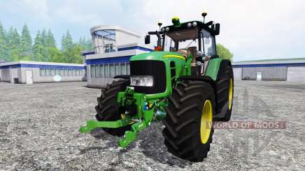 John Deere 6930 v3.3 para Farming Simulator 2015