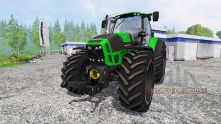 Deutz-Fahr Agrotron 7250 TTV [krone] para Farming Simulator 2015