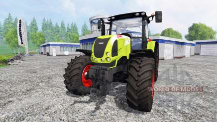 CLAAS Arion 620 [washable] para Farming Simulator 2015
