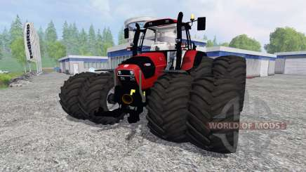 Hurlimann XL 130 [twin wheels] para Farming Simulator 2015
