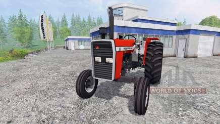 Massey Ferguson 265 v2.0 para Farming Simulator 2015
