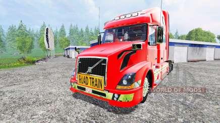 Volvo VNL 780 para Farming Simulator 2015