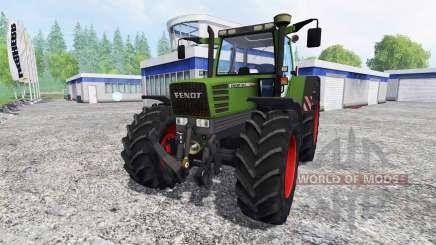 Fendt Favorit 515C [washable] v3.0 para Farming Simulator 2015