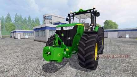 John Deere 7270R [washable] para Farming Simulator 2015