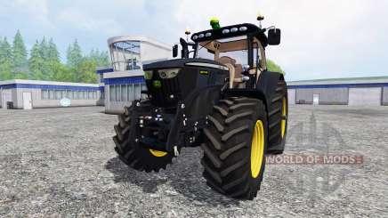 John Deere 6210R [black edition] para Farming Simulator 2015