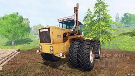 RABA Steiger 250 v3.0 para Farming Simulator 2015