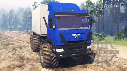 El Yamal-6 para Spin Tires