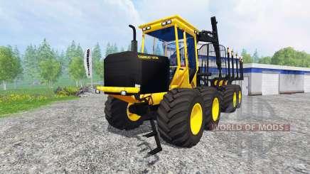 Tigercat 1075B para Farming Simulator 2015