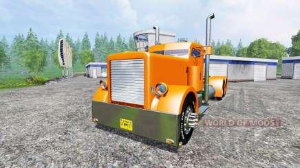 Peterbilt 388 [custom] para Farming Simulator 2015