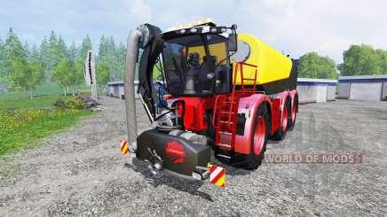 Vredo VT 5518-3 para Farming Simulator 2015