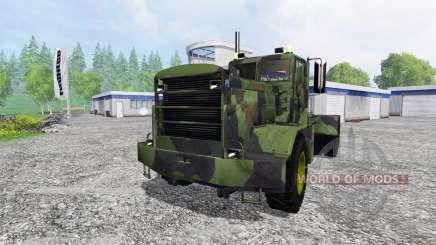 Hayes HDX [camo] para Farming Simulator 2015