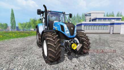 New Holland T7.240 v2.0 para Farming Simulator 2015